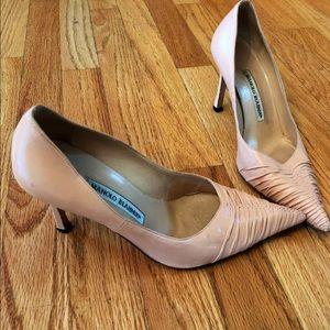 Shoes - Manolo Blahnik Heels!